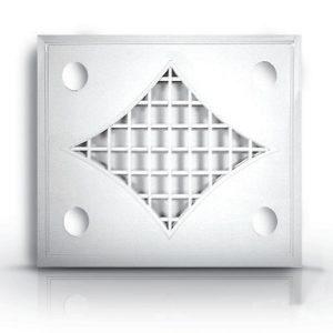 دریچه سقفی چهارگوش روشنایی3