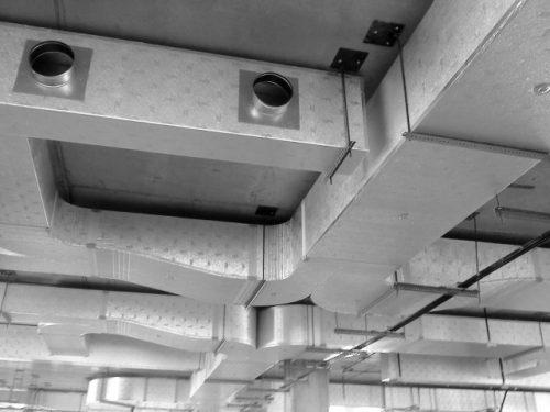 کانال کولر پارچه ای یا کانال کولر برزنتی | کانال سازان